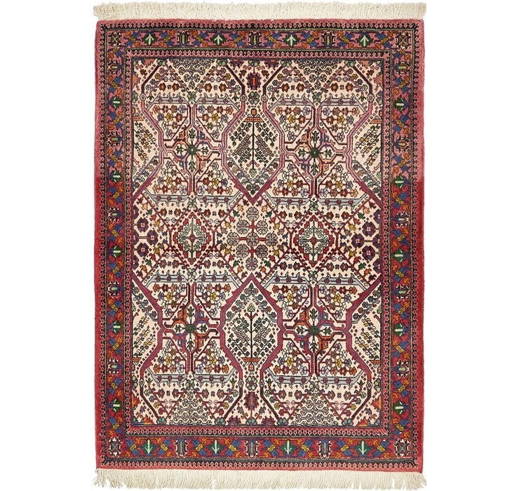Image of 3' 8 x 5' 2 Maymeh Persian Rug