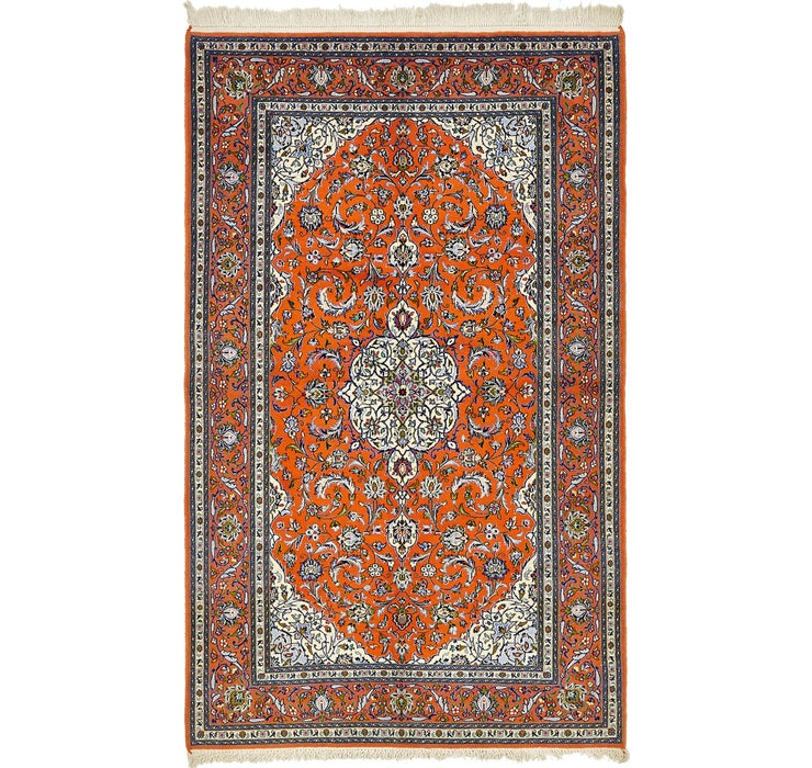 152cm x 262cm Kashan Persian Rug