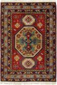 4' 10 x 7' Kazak Rug thumbnail