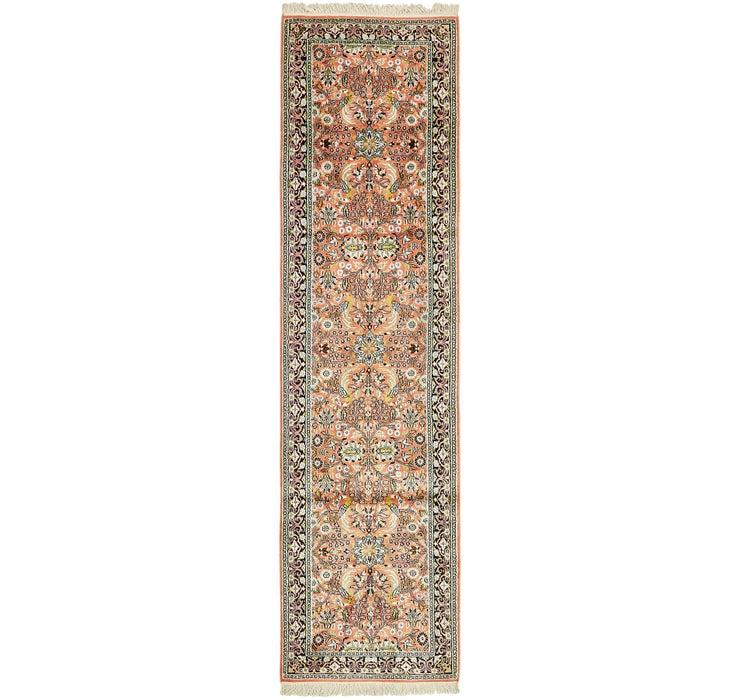 2' 6 x 9' 8 Kashmir Oriental Runner...