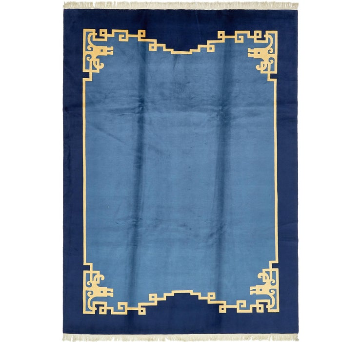 245cm x 353cm Antique Finish Rug