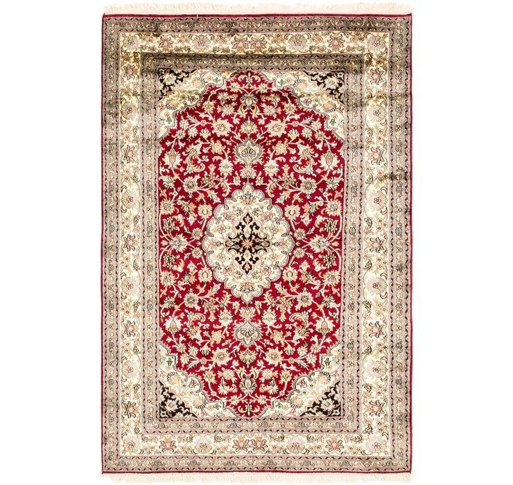 Image of 127cm x 198cm Kashmir Oriental Rug