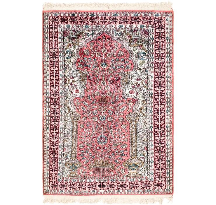 100cm x 152cm Kashmir Oriental Rug