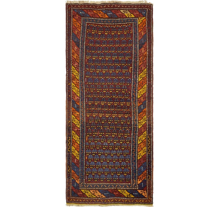 107cm x 267cm Malayer Persian Runner ...