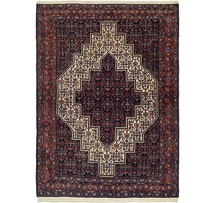 4' 6 x 6' 7 Bidjar Persian Rug