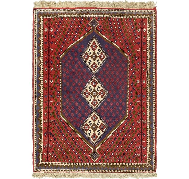 90cm x 147cm Maymeh Persian Rug