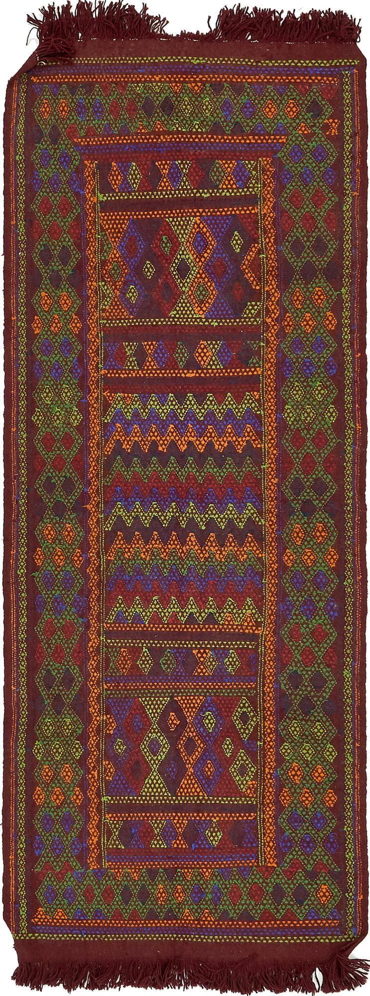 3' 6 x 9' 2 Moroccan Runner Rug main image