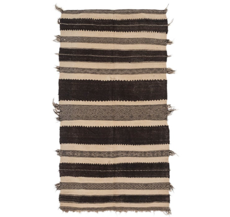 5' x 9' 5 Moroccan Rug