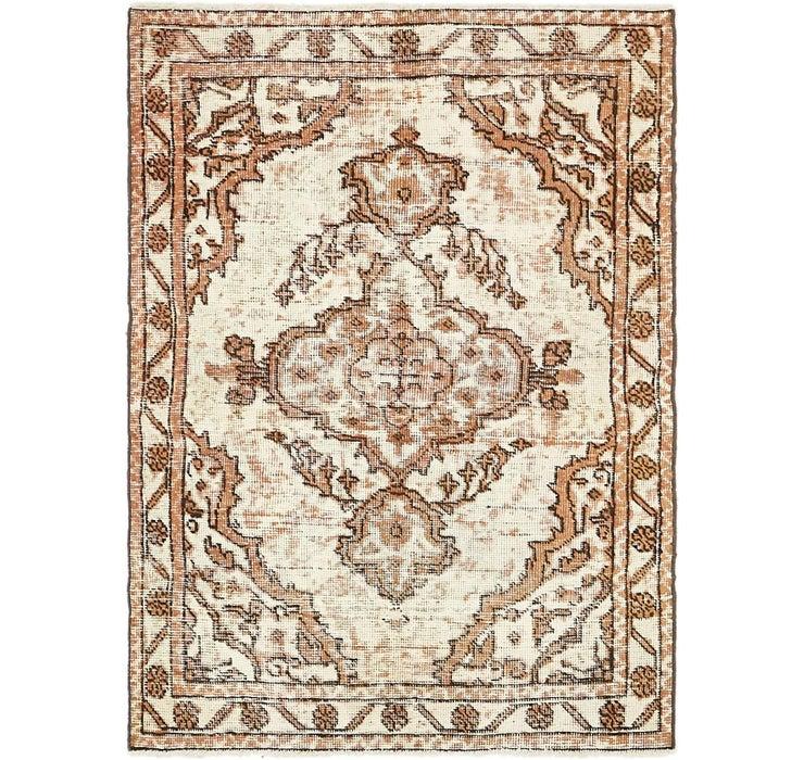 3' 2 x 4' 7 Ultra Vintage Persian Rug