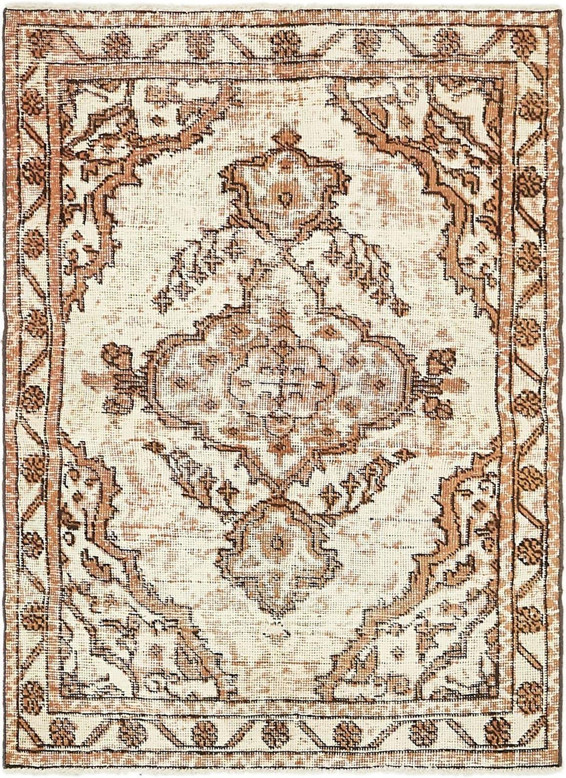 3' 2 x 4' 7 Ultra Vintage Persian Rug main image
