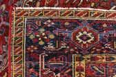 5' 4 x 11' 3 Heriz Persian Runner Rug thumbnail