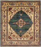 13' 7 x 15' 5 Heriz Persian Rug thumbnail