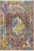 3' 2 x 4' 9 Ultra Vintage Persian Rug thumbnail