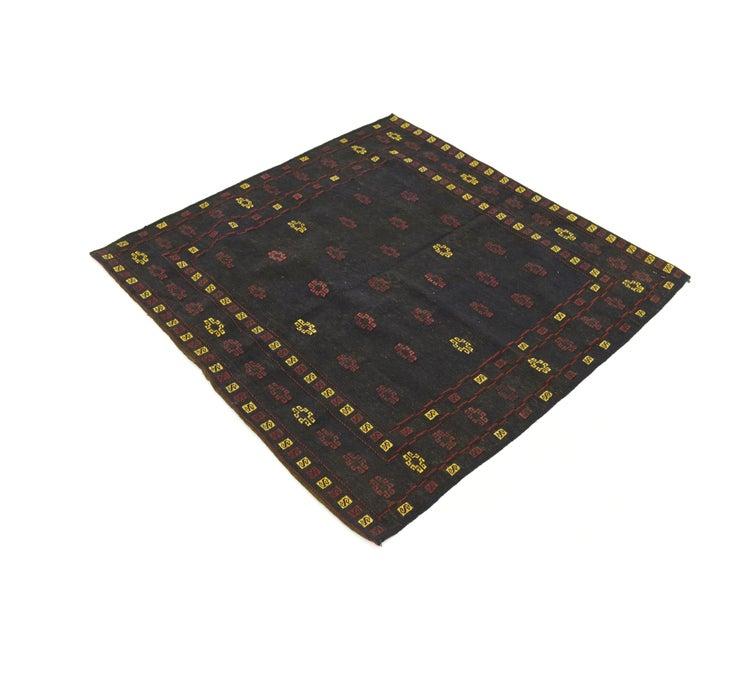 122cm x 127cm Sumak Square Rug