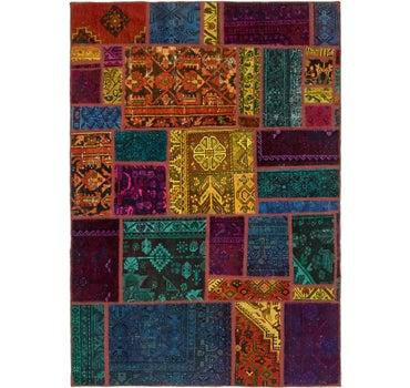5' x 7' 3 Ultra Vintage Persian Rug main image