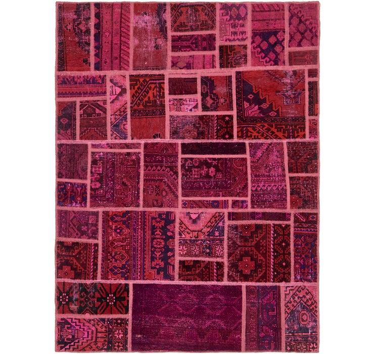 5' 8 x 7' 6 Ultra Vintage Persian Rug