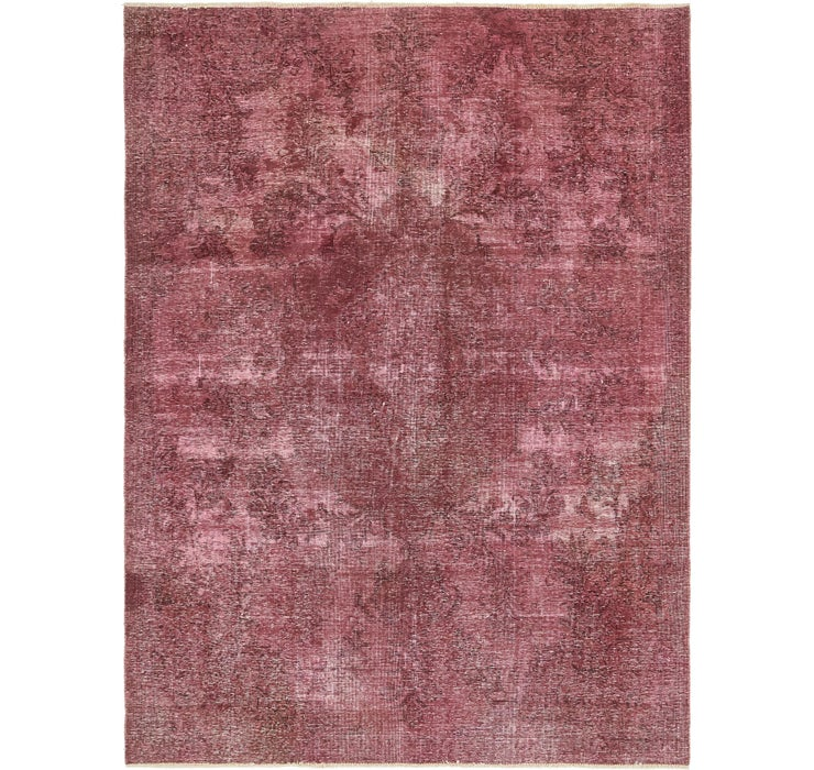 225cm x 312cm Ultra Vintage Persian Rug