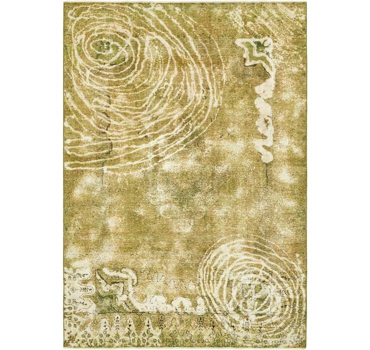 7' 3 x 10' 6 Ultra Vintage Persian Rug