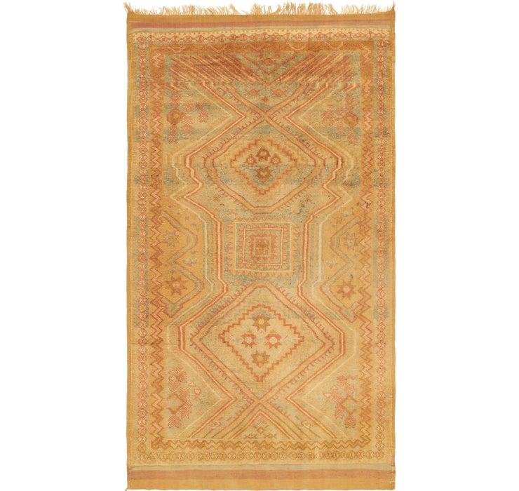 Image of 4' 4 x 7' 10 Moroccan Rug