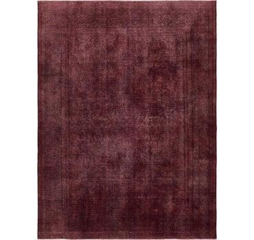 9' 10 x 13' 2 Ultra Vintage Persian Rug main image