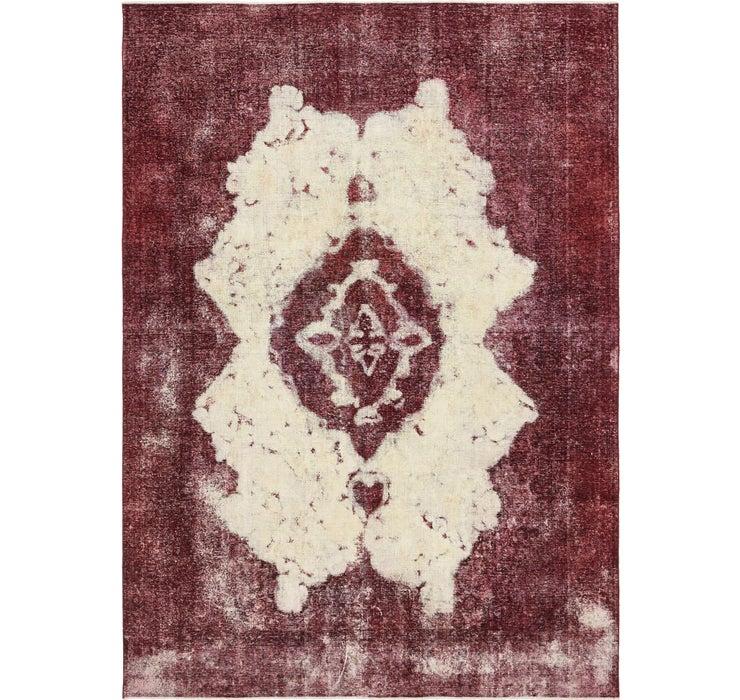 8' 9 x 12' 3 Ultra Vintage Persian Rug