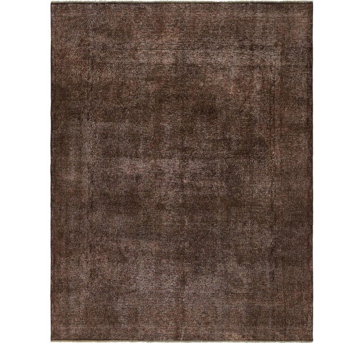 9' 7 x 12' 5 Ultra Vintage Persian Rug