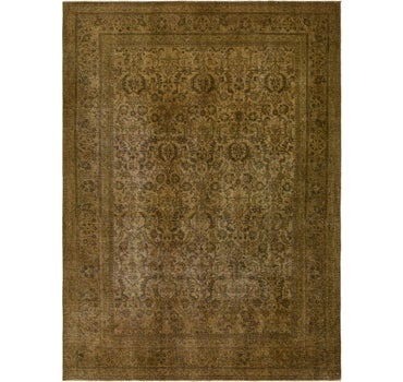 10' x 13' 8 Ultra Vintage Persian Rug main image