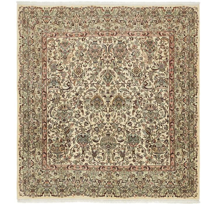 287cm x 310cm Kashmar Persian Rug