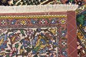 8' 4 x 12' Bakhtiar Persian Rug thumbnail