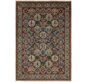 8' 4 x 12' Bakhtiar Persian Rug main image