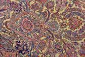 12' 10 x 16' 3 Sarough Persian Rug thumbnail
