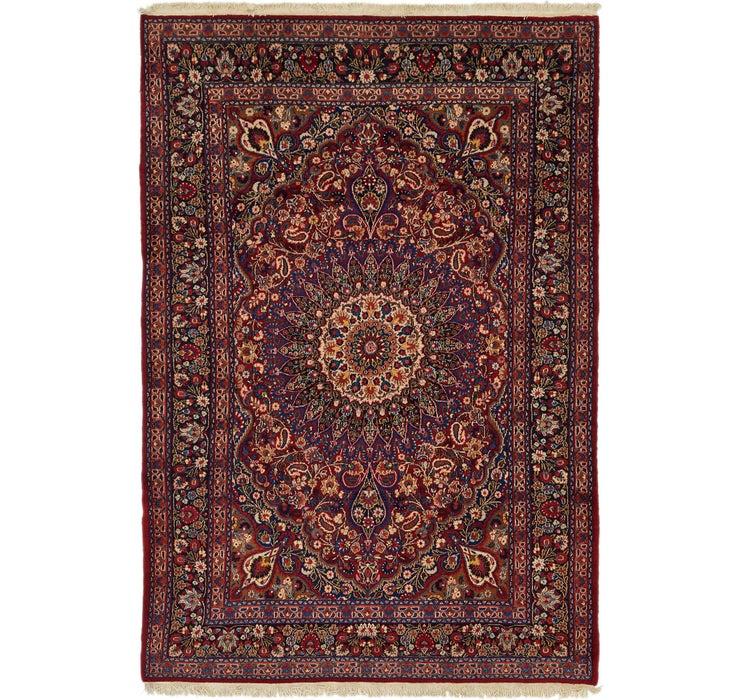 7' x 10' 5 Mood Persian Rug