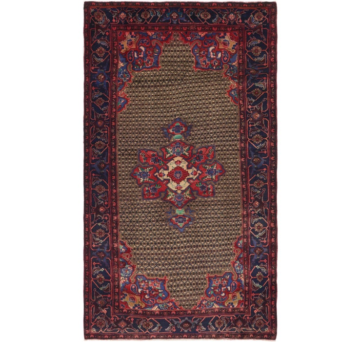 147cm x 270cm Songhor Persian Rug