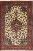 6' 8 x 10' 3 Qom Persian Rug thumbnail