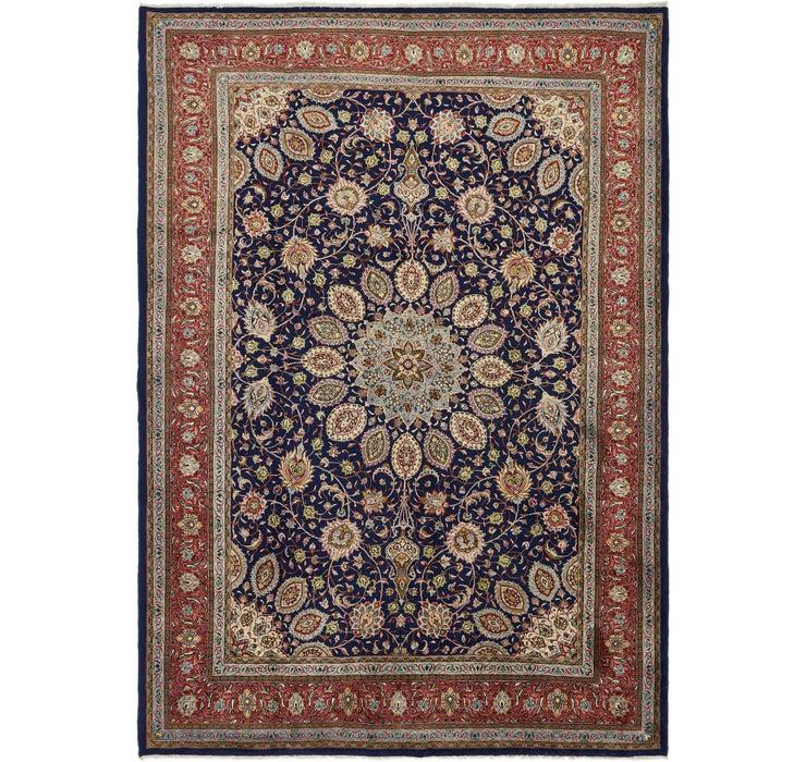 9' 4 x 13' Sarough Persian Rug