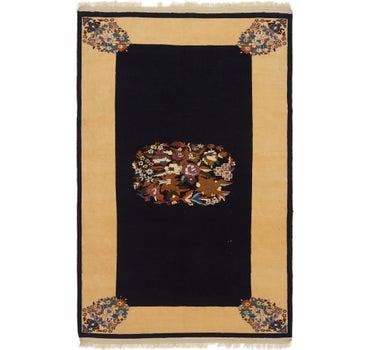 6' 5 x 10' 3 Ghoochan Persian Rug main image