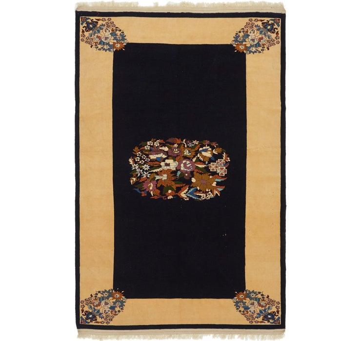 Image of 6' 5 x 10' 3 Ghoochan Persian Rug