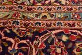 9' 7 x 13' Kashan Persian Rug thumbnail