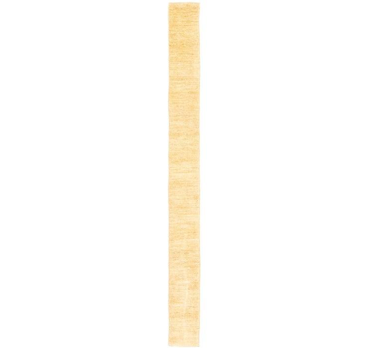0' 9 x 9' 6 Modern Ziegler Runner Rug