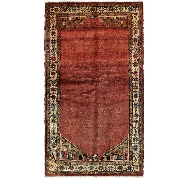 107cm x 213cm Mahal Persian Rug