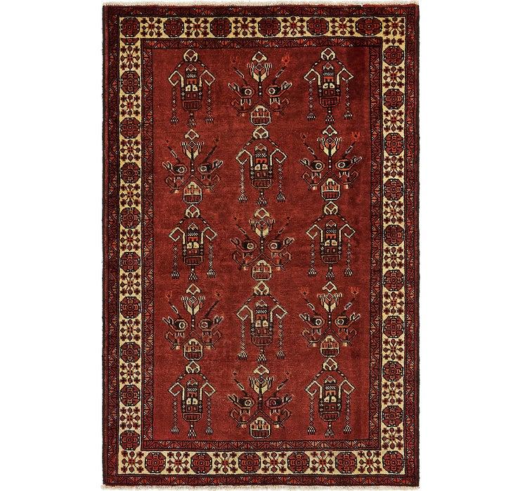 130cm x 200cm Ferdos Persian Rug