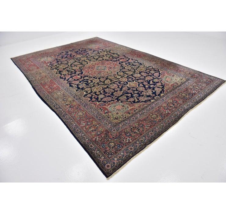 7' 9 x 11' 7 Kashan Persian Rug