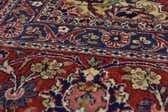 7' 9 x 11' 7 Kashan Persian Rug thumbnail