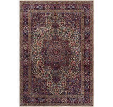 Image of 7' x 10' Birjand Persian Rug