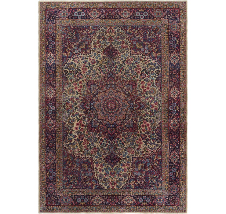 Image of 7' x 10' Birjand Persian Rug
