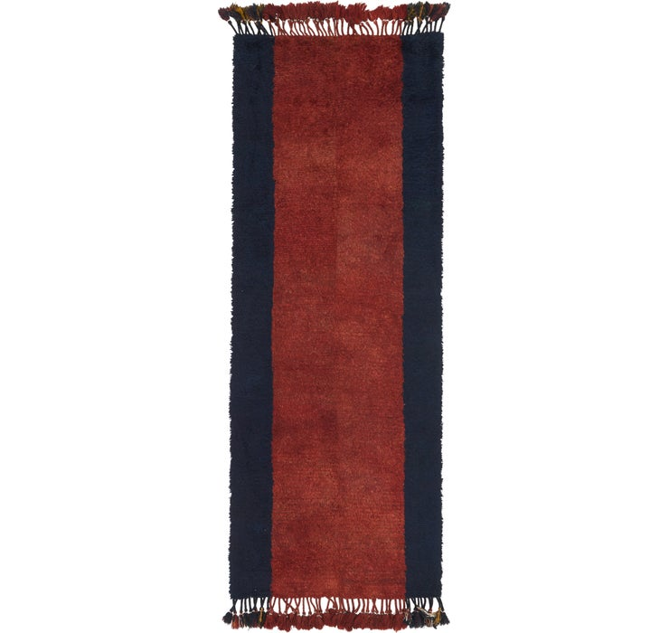 3' 6 x 10' Moroccan Runner Rug