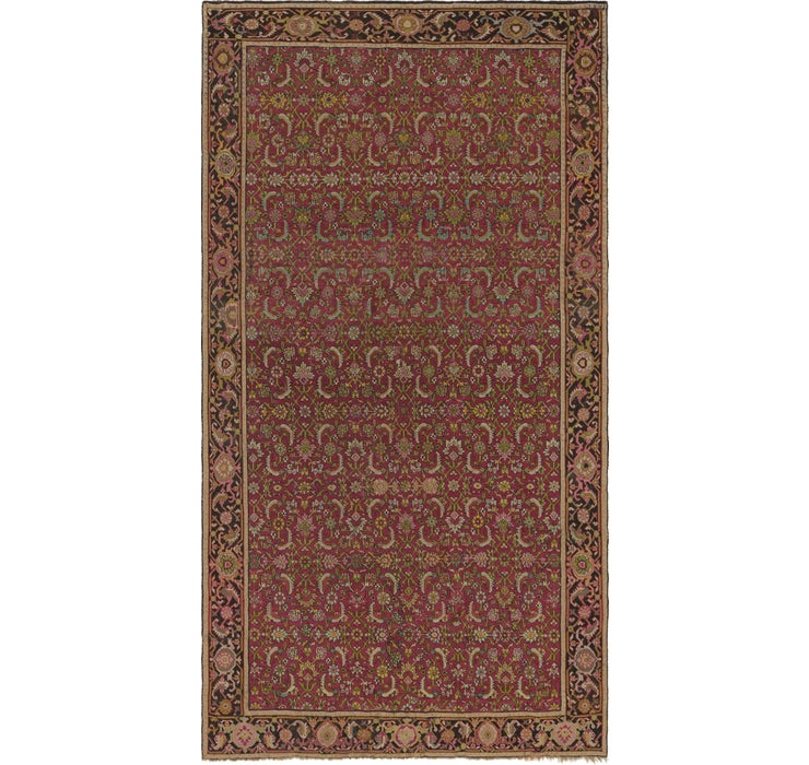 213cm x 405cm Malayer Persian Rug