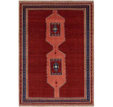 Image of 8' 5 x 11' 10 Shiraz Persian Rug