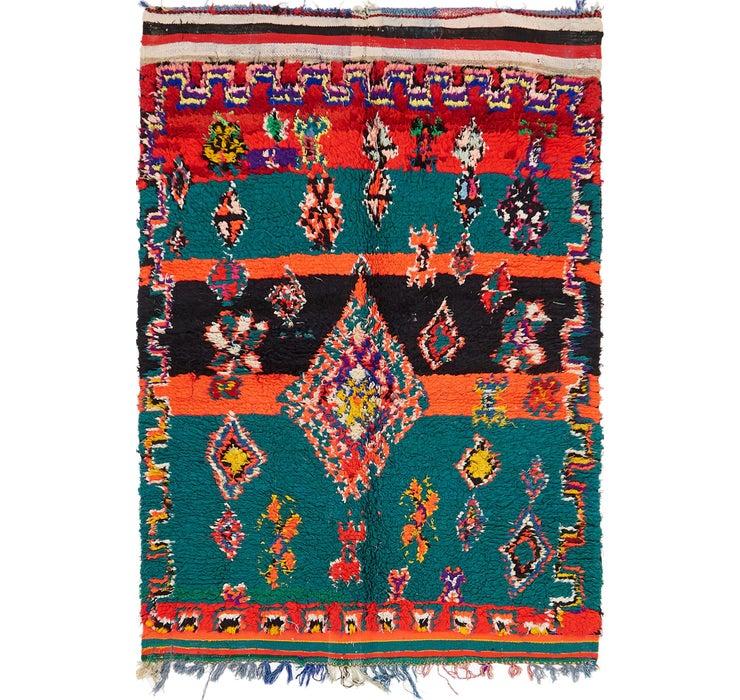 127cm x 183cm Moroccan Rug