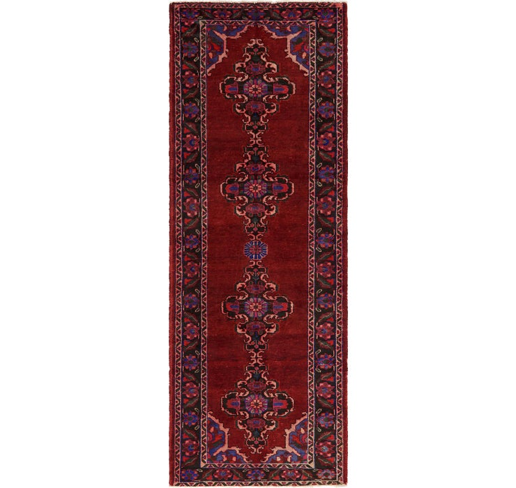 3' 5 x 10' 4 Ferdos Persian Runner Rug